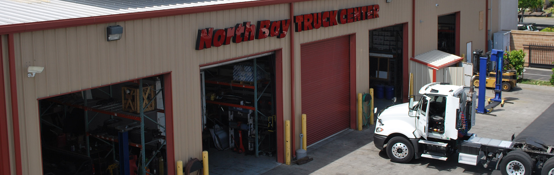 North Bay Truck Center : Solano County's Largest Parts & Service Truck Center
